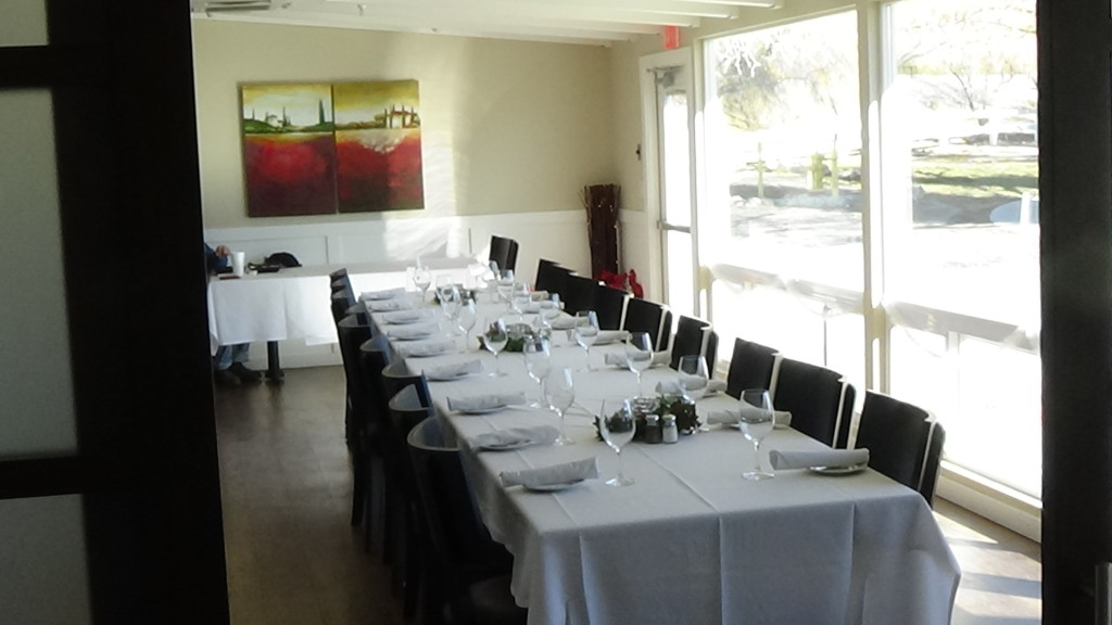 Restaurant at Winery Ridge Clubhouse