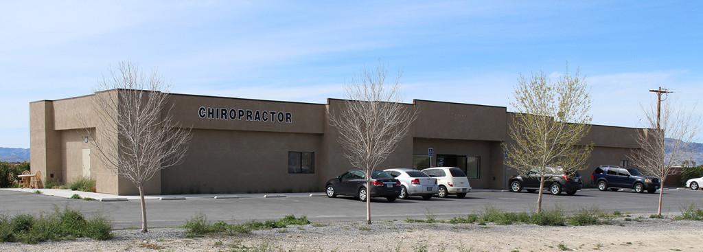 Chiropractor, 4000 sq ft
