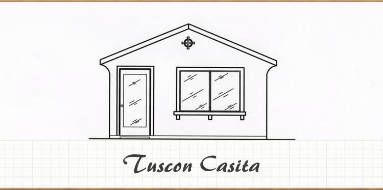 Tuscan Casita 280 Sq Ft Studio Shadow Mountain