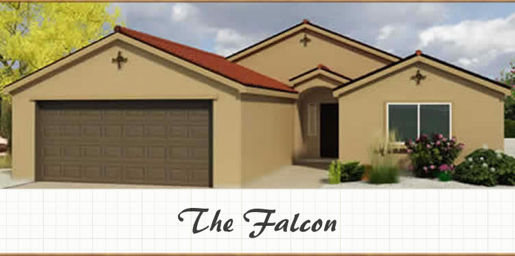 The falcon 1755 sq ft 3bd 2ba shadow mountain for Stick built garage plans